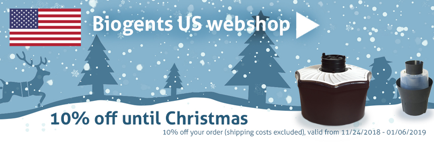 Special Offers in Biogents US Webshop